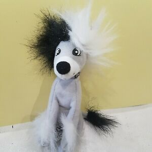 New 101 Dalmations Cruella De Ville  Dalmations puppy dog fluffy new soft toy