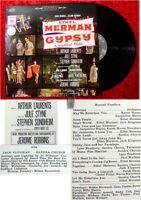 LP Gypsy - feat. Ethel Merman & Jack Klugman (1959)