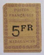 Mint Scarce 1891 French Madagascar #13 MH NG