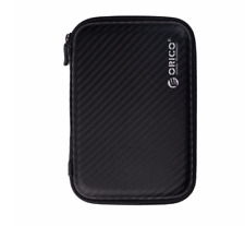 "Portable Protective Storage Carrying Case Pouch Bag For 2.5"" HDD SSD Hard Drive"