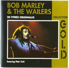 CD-Bob Marley & The Wailers-collection oro-a5376