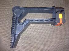 NERF N-Strike Modulus Gray Shoulder Stock