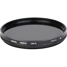 Hoya ALPHA 62mm Circular Polarizer CPL Digital Lens Filter US Dealer C-ALP62CRPL