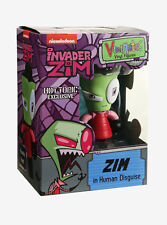 LE INVADER ZIM GIR In Human Disguise Vinyl Figure Hot Topic Exclusive Vinimates