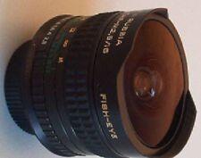 FISHEYE Objectif Zenitar M-2,8/16 Canon Minolta Nikon