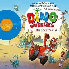 Weinert, Matthias - Dino Wheelies: Die Schatzsuche - CD //2