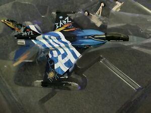 "Herpa  1:72  580380   F-16C  "" Zeus Demo Team ""  Hellenic Air Force"
