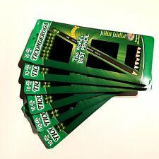Ticonderoga Black Premium Wood Sharpened Hb2 Pencils World Best Pencil Lot Of 60