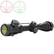 Bushnell Banner 4-16X40mm Matte Black Rifle Reticle Scope Illuminated Hunting