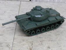 Airfix Poly (Used) 1/72 HO Scale Modern US M-48 Medium Battle Tank Lot #2530K