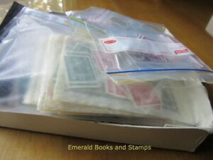 EBS FRANCE, AUSTRIA etc. - LARGE lot of stamps - worth checking out!