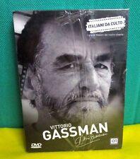 VITTORIO GASSMAN - Italiani da culto I grandi Maestri del nostro cinema 4 DVD