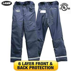 """Chainsaw Safety Pants 32"""" - 34"""""""