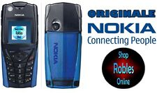 Nokia 5140i Blu-Black (Senza SIM-lock) 3 nastro Fotocamera Radio GPRS ORIGINALE NOKIA bene