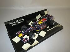 "Minichamps  Red  Bull  Renault  RB6  S.Vettel  ""2010"" 1:43  in Vitrine !"