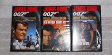3 x James Bond 007 (1977, 1985 & 1997)