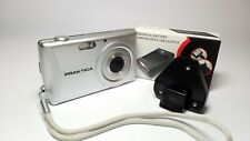 Praktica Luxmedia 20MP 5 Wide Zoom Silver Digital Camera
