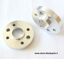 Distanziali in alluminio 2x20 mm 4/98 - 58,1 FIAT 500/ ABARTH