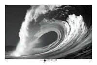 Surfing Poster Pipeline North Shore   Aaron Chang  24 x 36