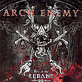 Rise of the Tyrant ARCH ENEMY CD ( FREE SHIPPING )