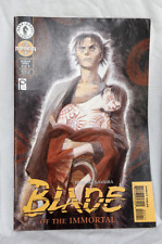 Blade of the Immortal - Hiroaki Samura - On Silent Wings - No. 4 - MANGA COMIC