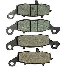 Front Rear Brake Pads For Kawasaki VN 800 VN 1500 Drifter VN 1600 VN 900 Vulcan
