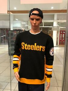 Pittsburgh Steelers NFL Home Town Champs Crewneck Sweatshirt Mitchell & Ness