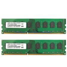 16GB 2x 16GB PC3-12800U 1600MHZ Desktop DIMM Memory DDR3 for AMD CPU motherboard