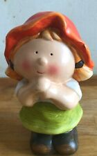 Latex Mould This Cute Lady Gnome