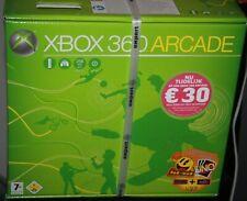 New Xbox360 Arcade (jtag able) Factory Seald