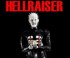Movie Horror Hellraiser Hell on Earth Pinhead 1/4 Figure Vinyl Model Kit 16inch