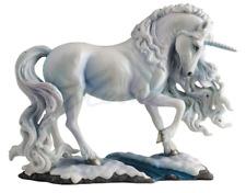 Pear Lecent Unicorn By Luna Lakota Figure Statue Sculpture - GIFT BOXED