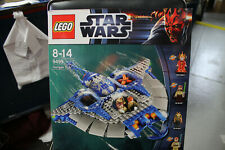 LEGO  STAR WARS GUNGAN SUB  #9499 UNOPENED AS NEW   QUEEN AMIDALA OBI WAN KENOBI