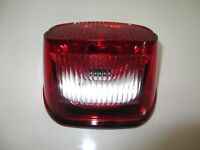 OEM Harley Davidson Tail Light Lens 6837003