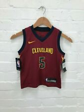 Cleveland Cavaliers Nike Kids Basketball Jersey - 5-6 Years - New
