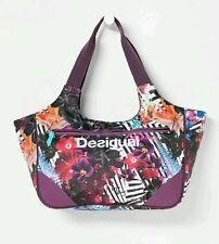 DESIGUAL~ Bols Sackful ALOHA Bag  SPORT -  NEW