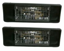 For Nissan Primera P12 2002-2007 Number Plate Licence Lamp Pair Left & Right