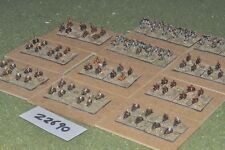 6mm Roman Era / roman - allied 90 figures - cav (22690)
