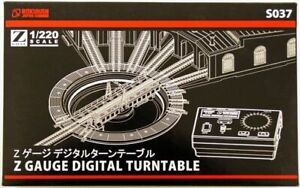 Rokuhan S037 Digital Turntable (1/220 Z Scale)