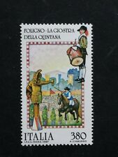 REPUBBLICA SERIE FOLCLORE ITALIANO  MNH** 1987