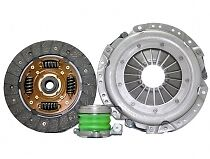 Vauxhall Corsa MK2 1,2 00-06, 3 Piece New Clutch Kit