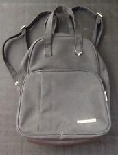 Black Purse/Backpack Vegan Pocketbook Women's Luggage Veganism