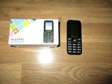 One Touch 10.16G Sim Libre Alcatel Teléfono Móvil Negro