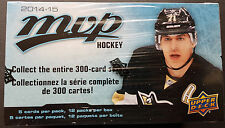 Upper Deck MVP Hockey 2014-15 Eishockey OVP Sealed Blaster Box