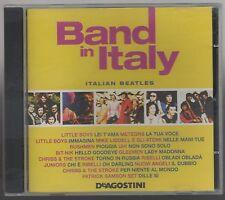 BAND IN ITALY ITALIAN BEATLES  CD DE AGOSTINI