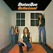 STATUS QUO ON THE LEVEL DELUXE EDITION 2CD ALBUM (25th March 2016)