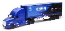 NEW RAY TOYS Yamaha Factory Race Truck 1:32 Replica Semi Die Cast Model 10943