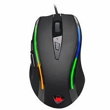 Sumvision Kata RGB LED USB Wired Programmable Gaming Mouse 3200 DPI Optical Game