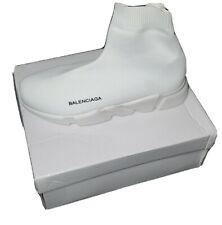 Balenciaga Men's Speed Trainer Shoes Size 9.5