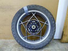 1979 Suzuki GS850 S833. rear wheel rim 17in